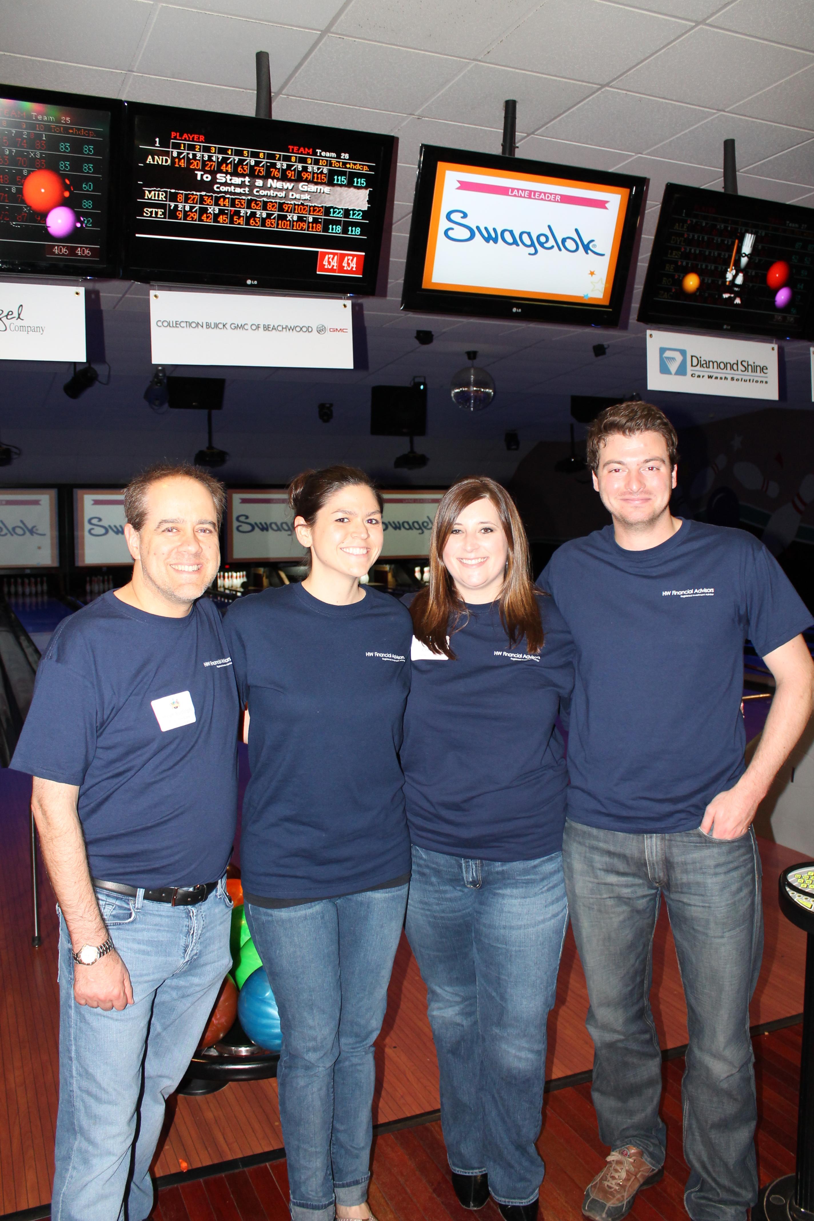 Milestone Bowling Team